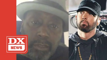 Big Daddy Expands On His Eminem Is 'The Kobe Bryant Of Hip Hop' Comment