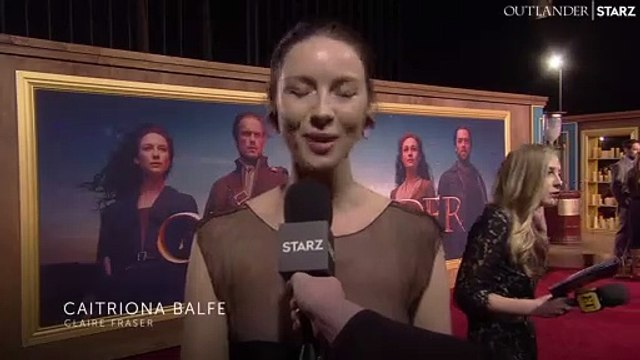 Outlander Season 5 - Red Carpet Premiere