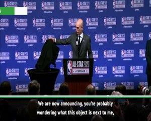 NBA All-Star MVP award to be named after Kobe Bryant
