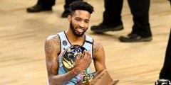 NBA G League Alum Derrick Jones Jr. Wins 2020 AT&T Slam Dunk Contest