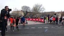 Nîmes Urban Trail : le départ du trente