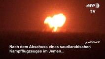 Huthi-Rebellen veröffentlichen Video vom Abschuss eines Tornados