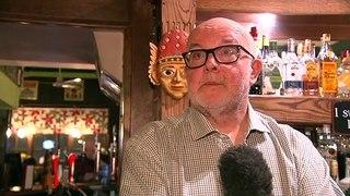 Local pub owner pays tribute to Caroline Flack