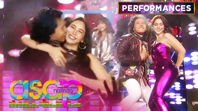 Julia and Enchong turn the heat up with their dance duet | ASAP Natin 'To