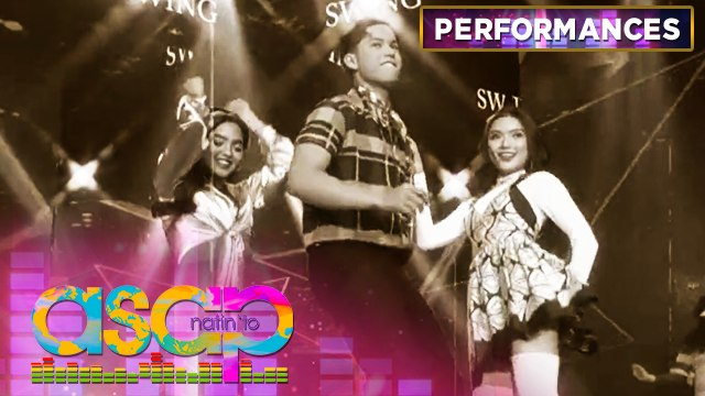The Gold Squad Francine, Andrea and Kyle return on the ASAP Natin 'To stage | ASAP Natin 'To