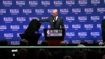 "All-Star Game - Silver: ""Nous allons rebaptiser notre trophée de MVP All-Star en prix MVP Kobe Bryant"""