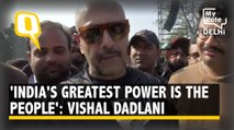 'We're Sorted If People Think Positively, Progressively,' Says Vishal Dadlani | The Quint