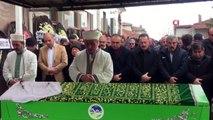 Kilis Valisi Soytürk'ün annesi Sakarya'da son yolculuğuna uğurlandı