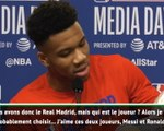 NBA : All-Star Game - Giannis choisit le Real Madrid