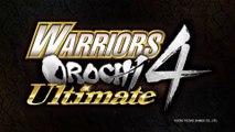 Warriors Orochi 4 Ultimate - Bande-annonce de lancement