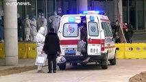 Covid-19 : la hausse du nombre de cas ralentit en Chine selon Pékin, prudence de l'OMS