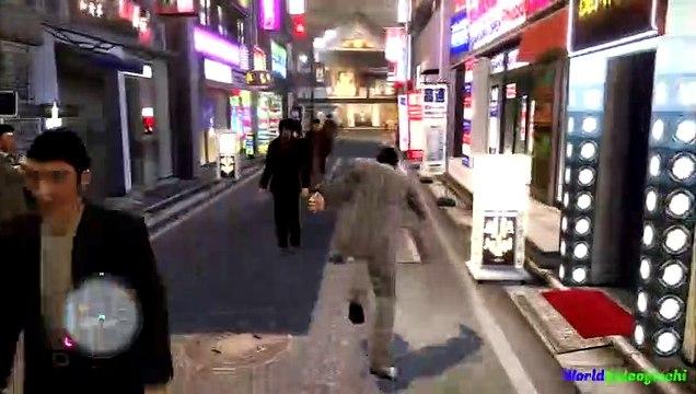 Yakuza 5 - Walkthrough  #90 - PS3