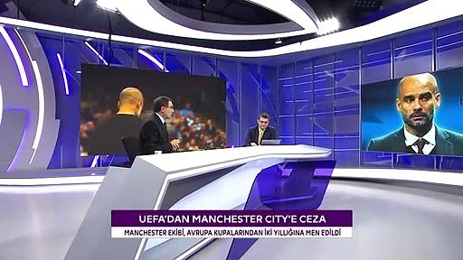 İbrahim Altınsay, Manchester City'ye Verilen Cezayı Değerlendirdi