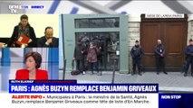 """Municipales à Paris: pour l'ex-porte-parole de Benjamin Griveaux,""""il n'y a pas beaucoup de doute sur le fait que la candidature d'Agnès Buzyn soit entérinée"""""""