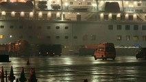 EUA retiram cidadãos de navio japonês em quarentena