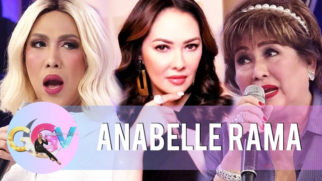 Annabelle Rama reveals the worst thing Ruffa did against her | GGV