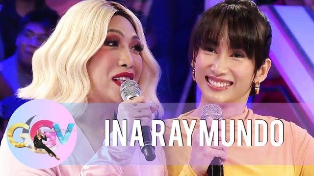 Ina Raymundo takes on 'Sagot O Lagot' | GGV