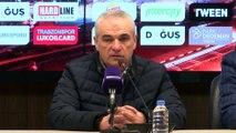Trabzonspor - Demir Grup Sivasspor maçının ardından - Rıza Çalımbay - TRABZON