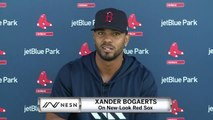 Xander Bogaerts On New-Look Red Sox's Expectations For 2020 Season