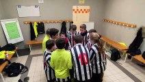 Victoire U12 11-1 contre Erre Hornaing