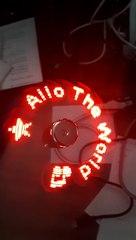 Mini USB LED Fan