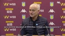Tottenham : La blague de Mourinho sur l'exclusion de Manchester City par l'UEFA