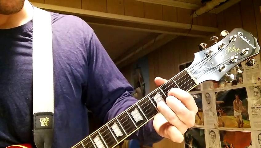 Guitar Lesson Butt-Head Teaches Beginner Guitar Chords