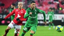 """Saint-Etienne : """"Tout le monde est inquiet, on ne veut pas finir en Ligue 2"""" lâche Honorat"""