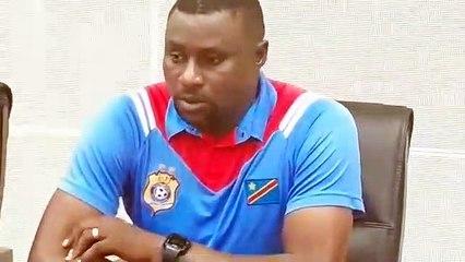 Pamphile Mihayo réagit après la défaite face au Cameroun (1-0) | SUIVEZ