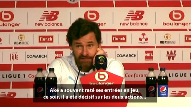 Lille-OM (1-2) : la réaction de Villas-Boas