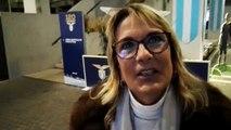 Lazio-Inter, Daniela Di Sotto nel post-partita