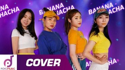 MOMOLAND X PORORO | Banana Cha Cha EDM version | Dance Cover | Banana Cha Cha Dance Challenge