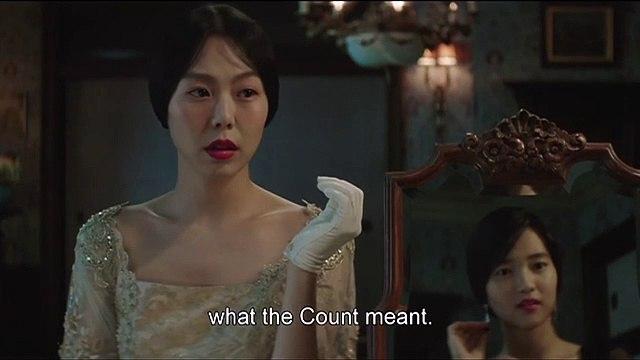 Ah-Ga-ssi  Movie CLIP - Dress Up - The Handmaiden