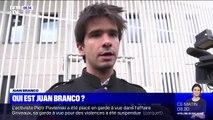 Qui est Juan Branco ?