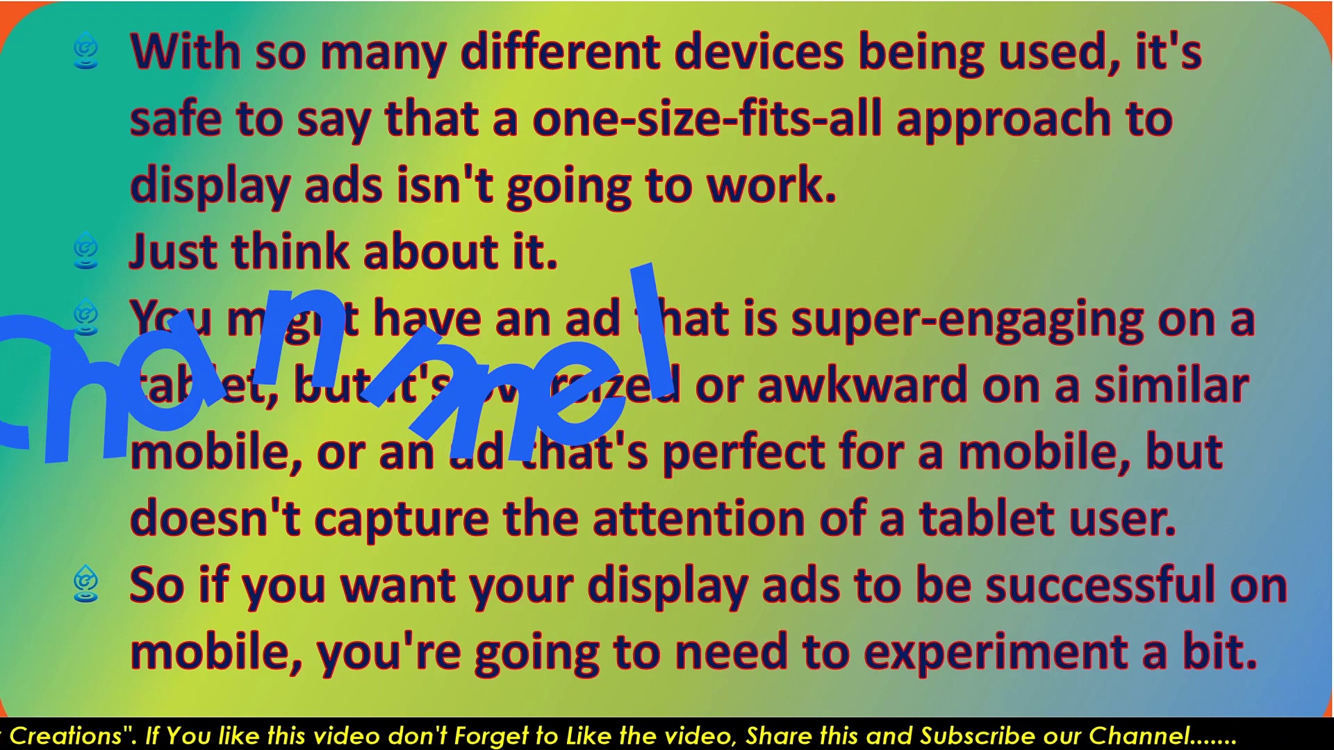 Display campaigns for mobile In Digital marketing | Digital  |  @Aanav Creations   @Technical Maanav