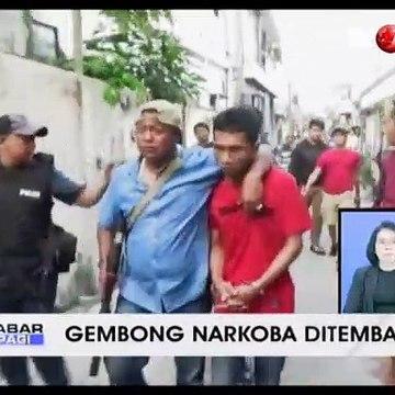 Polisi Tembak Gembong Narkoba dan Sita 25 Kg Sabu