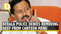Kerala Police Denies Reports of Excluding Beef From Canteen Menu | The Quint