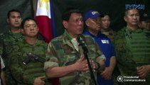 Duterte: I'm the only president who can attack both Inquirer and ABS-CBN