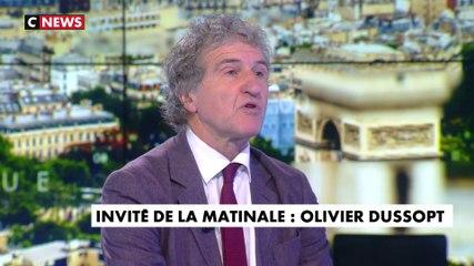 Olivier Dussopt - L'invité politique (CNews) - Lundi 17 février