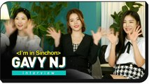 [Pops in Seoul] The ballad group, Gavy NJ(가비엔제이)'s Interview for 'I'm in Sinchon(신촌에 왔어)'
