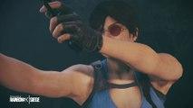Rainbow Six Siege - Skin Tomb Raider pour Ash