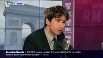 """Juan Branco affirme que le parquet s'est """"opposé"""" à sa désignation d'avocat de Piotr Pavlenski"""