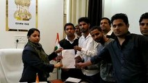 शामलीः गन्ना भुगतान कराने सीएम के नाम सौंपा ज्ञापन, आंदोलन की दी चेतावनी