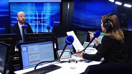 Stanislas Guerini - L'interview de 8h15 (Europe 1) - Lundi 17 février