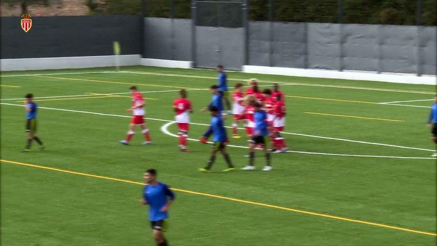 U19 - Highlights : AS Monaco 7-0 AS Cannes