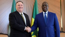 Secretary of State Pompeo: US is assessing Senegal's security