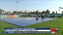 CSUB falls to ASU at Fued on the Field