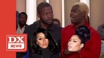Couple Says Argument Over Nicki Minaj & Cardi B Beef Led To Their Breakup