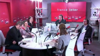 Aurore Bergé - L'invité de Léa Salamé (France Inter) - Lundi 17 février