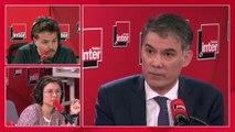 """Olivier Faure sur B. Griveaux : """"Qu'un ministre se permette ce type d'envois, c'est d'une légèreté incroyable"""""""